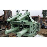 600*600的卧式金属废料压块机 惠州市废铝铝刨花压块机供应厂家 山东思路机械