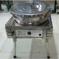 华美电饼铛YXD45-H自动恒温单温控煎饼铛 铝锅电热铛