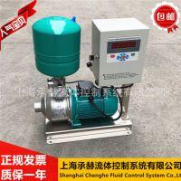 威乐智恒压变频供水泵MHI403变频电机技术支持威乐水泵价格表