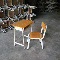 学生课桌椅--深圳固定式课桌椅厂家定做