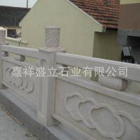 厂家花岗岩石栏杆批发采购 优质石栏杆定制 免费人工安装