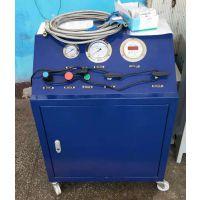 二氧化碳气瓶充装用气动增压泵 液态二氧化碳气瓶充装设备