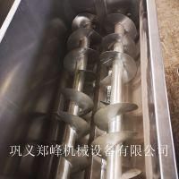 专业生产螺旋供料泵 水平式垂直式螺旋输送机 全自动化上料设备