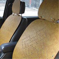 供应汽车座套切割机 汽车座垫钥匙包镂空加工 汽车挂件激光机