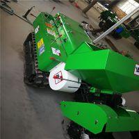 农田旋耕专用履带机 厂家直销开沟施肥机 施肥回填一体机