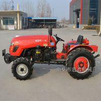 果园开沟施肥机 504型轮式农用拖拉机价格
