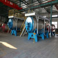 供应养殖场小型湿化机 动物无害化处理设备