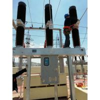 户外110KVSF6断路器LW36-110@LW36-126@LW36-72.5祝捷电气质保两年