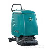 洁驰超市使用洗地机无锡洗地车,洁驰BA530BT全自动