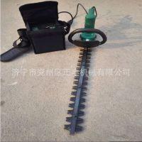 轻便绿篱机直销 充电式绿篱机 供应优质合金刀片绿篱机 修剪机