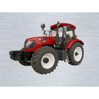 悍沃1654轮式拖拉机 165马力拖拉机可带动多功能工程开沟机