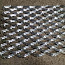 宏铝厂家销售铝护栏网,铝菱形网装饰,铝隔断网墙