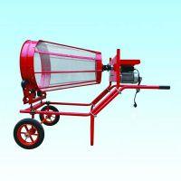 厂家直销大中小型电动式筛沙机手推滚筒式筛沙机