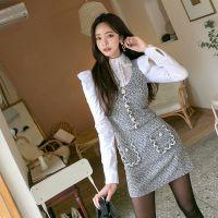 迪丝雅工厂尾货女装折扣 杭州卖品牌的女装尾货有几家深蓝色棉衣