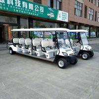 厂家直销AS-0012 12人座高尔夫观光车巡逻车电动看房车