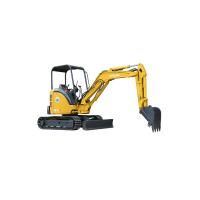 湖北圆形无尾小型挖掘机 洋马发动机微型挖掘机 小挖沟机挖机