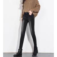 便宜牛仔裤清货杂款小脚裤女装长裤秋冬便宜牛仔裤批发