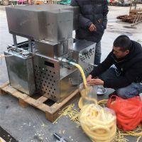 面包车后备箱载4缸膨化机 高粱薏米成桶麻花香酥脆 莱芜畅销