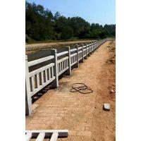 亿豪仿木栏杆批发 混凝土仿木纹护栏价格 园林公园1.8米围栏效果图