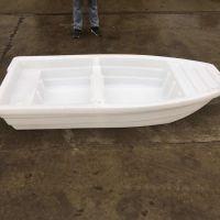 江西双层塑料小船2米橡胶渔船