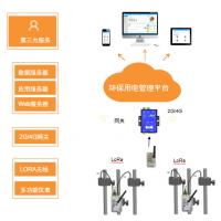 供应安科瑞浙江环保用电智能监管+电力数据监控系统