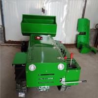 葡萄园自动施肥机 亿金山地果园汽油旋耕机 爬坡式开沟除草机