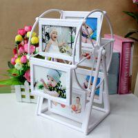 大风车相框摩天轮组合儿童相架 宝宝照片框创意摆台5寸摆台相框