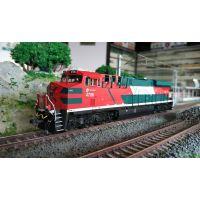 MTH火车模型80-2330-1HODCC数码音效内燃机车
