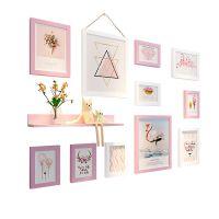 北欧风格创意墙壁餐厅墙体墙面软装饰品房间墙上置物架客厅挂件