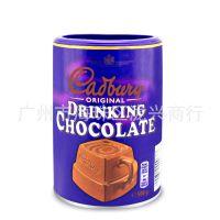 新日期英国吉百利巧克力味饮品 巧克力粉 可可粉冲饮500g