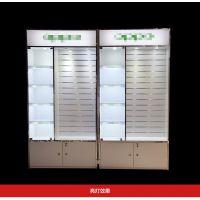 木质钢琴烤漆精品玻璃展示柜数码货架节能组装