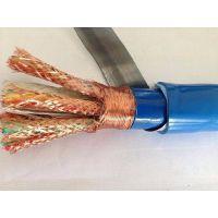 德胜DJVPVP22聚氯乙烯绝缘对绞铜丝编织分屏总屏蔽聚氯乙烯护套钢带铠装电子计算机控制电缆