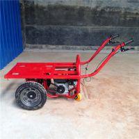 奔力YT-STC 庄稼地打理运送肥料推车 平板汽油车规格