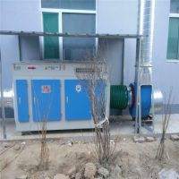 UV 光氧废气净化器特点和净化效-佰启环保
