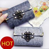 卡包零钱包一体女式多卡位韩国可爱个性简约大容量长款多功能复古