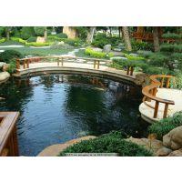 温州锦鲤鱼池除青苔设备、别墅鱼池过滤器、景观鱼池水处理设备厂家
