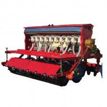 小麦播种机中拓厂家 2BXJ系列小麦播种机 大型小麦玉米施肥播种机