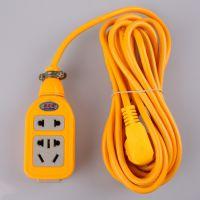 包邮大功率电源板电磁炉空调插座3/5/8/10米延长线板接线排插插排