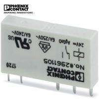 菲尼克斯plc继电器_菲尼克斯 单个继电器 - REL-MR- 24DC/21 - 2961105