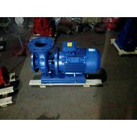 ISW100-100热水管道泵
