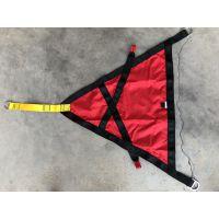 防坠落辅助部件救援三角带吊带