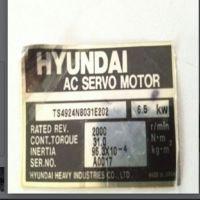 现代电机HEAVY INDUSTRIES TS4924N8031E202 6.5KW