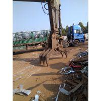 神钢无锡机械式抓钢机,成都废钢抓钢机厂家直销