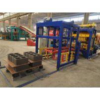 供应砌块成型机价格合理/透水砖机厂家