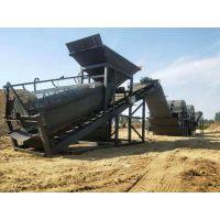 定制时产20吨汇合沙移动破碎设备厂家 制砂机设备 石料破碎设备