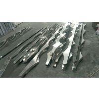 广东2.0mm木纹弧形铝方通吊顶厂家服务热线电话 欧百建材