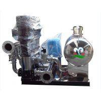 变频调速二次加压叠压供水系统