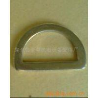 冲压件安全带配件D型环编码DH60020018五金拉伸冲压件