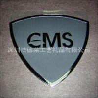 专业厂家铝合金冲压 压铸英文LOGO机械设备商标标牌铭牌