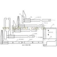 中西dyp 全套形态测量尺/人体形态测量尺 型号:M133905库号:M133905